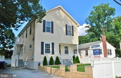 Silver Spring Single Family Home For Sale: 803 New York Avenue