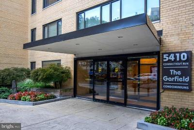 Washington Condo For Sale: 5410 Connecticut Avenue NW #707