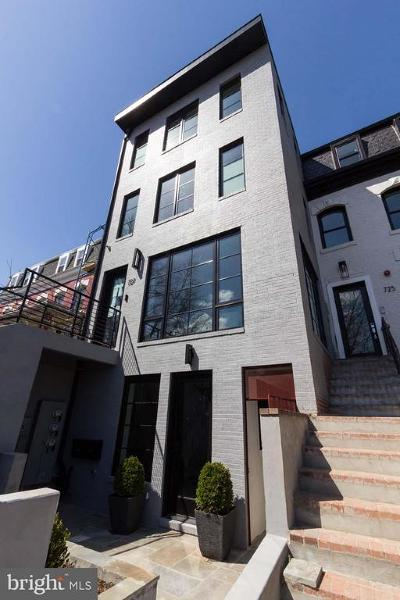 Shaw Condo For Sale: 727 Euclid Street NW #UNIT A