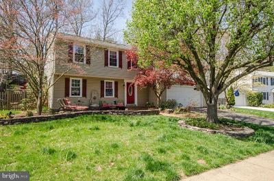 Single Family Home For Sale: 5112 Bradfield Court