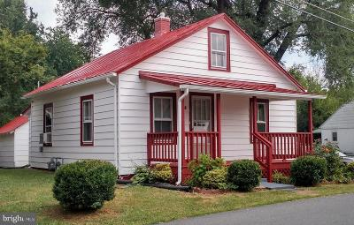 Culpeper Single Family Home For Sale: 511 Jenkins Avenue