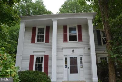 Silver Spring Townhouse For Sale: 12745 Turquoise Terrace
