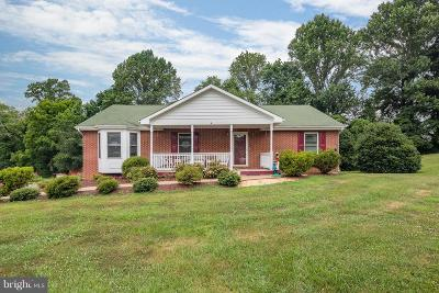Fauquier County Single Family Home For Sale: 5706 Obannon Road
