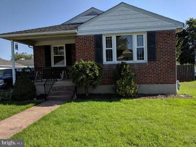Baltimore Single Family Home For Sale: 5811 Comstock Avenue