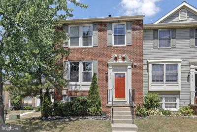 Odenton Townhouse For Sale: 2412 Beechnut Place