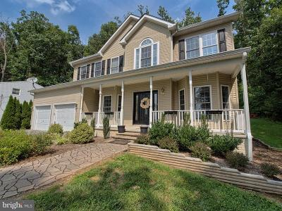 Frederick County Single Family Home For Sale: 8305 Water Street Road