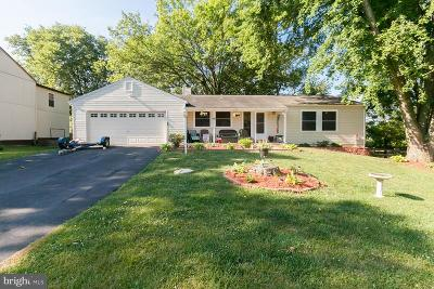 Walkersville Single Family Home For Sale: 8785 Inspiration Court