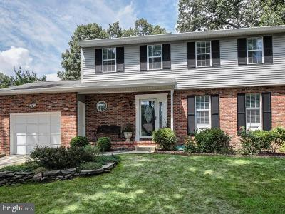 Severna Park Single Family Home For Sale: 60 Marnel Drive