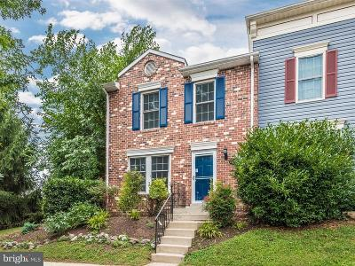Frederick MD Townhouse For Sale: $250,000