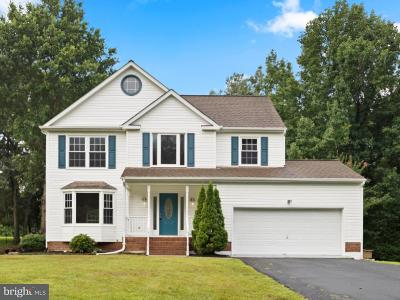 Stafford Single Family Home For Sale: 208 Mast Cove