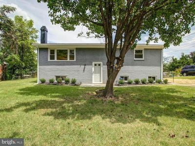 Clinton Single Family Home For Sale: 9708 Glen View Drive