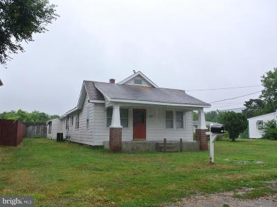 Fredericksburg VA Single Family Home For Sale: $229,000