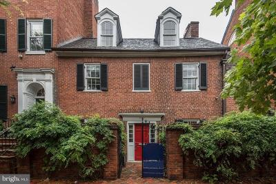 Washington Townhouse For Sale: 2908 N Street NW