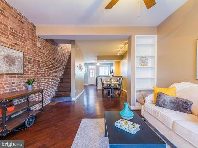 Baltimore Townhouse For Sale: 3826 Hudson Street