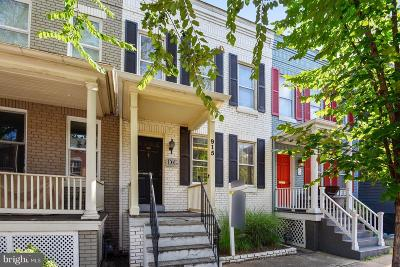 Alexandria Townhouse For Sale: 915 Duke Street