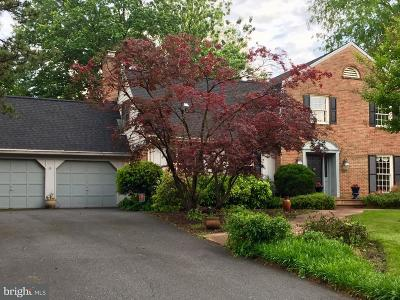 Montgomery County Single Family Home Active Under Contract: 9908 Doubletree Court