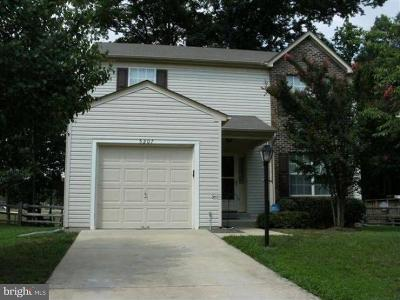 Waldorf Single Family Home For Sale: 5207 Tattler Court