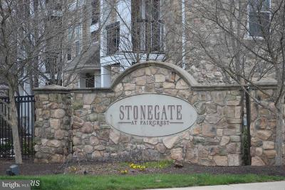 Centreville Condo Under Contract: 5142 Brittney Elyse Circle #F
