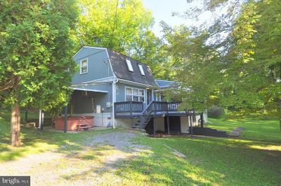 Great Cacapon Single Family Home For Sale: 17 Peaceful Place