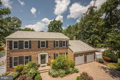 McLean Single Family Home For Sale: 6427 Linway Terrace