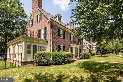 Guilford, Guilford/Jhu Single Family Home For Sale: 4000 Saint Paul Street