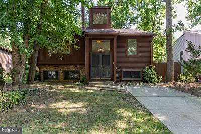 Annapolis Single Family Home For Sale: 1032 Timber Creek Drive