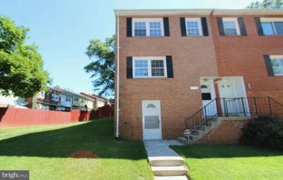 Woodbridge Townhouse For Sale: 14491 Filarete Street