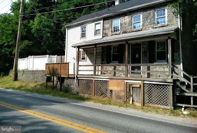 Ellicott City MD Single Family Home For Sale: $192,500