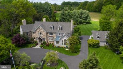 Bucks County Single Family Home For Sale: 5580 Pin Oak Drive
