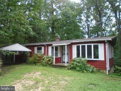 Lusby Single Family Home For Sale: 12508 Catalina Drive