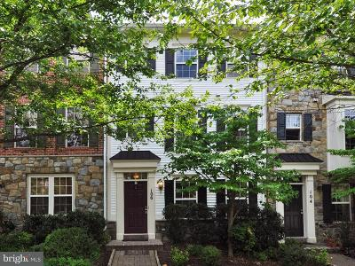 Rockville Townhouse For Sale: 106 Pasture Side Way