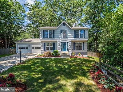 Waldorf Single Family Home For Sale: 3574 Pine Cone Circle