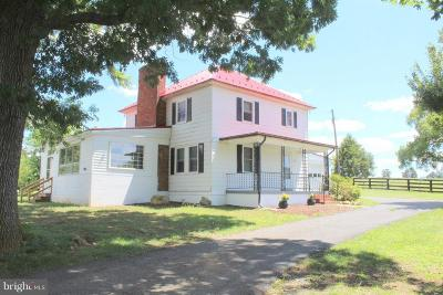 Luray Single Family Home For Sale: 152 Pasture View Lane