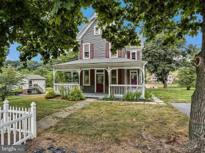 Red Lion Single Family Home Under Contract: 505 Springvale Road
