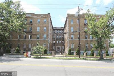 Washington Condo For Sale: 4120 14th Street NW #34