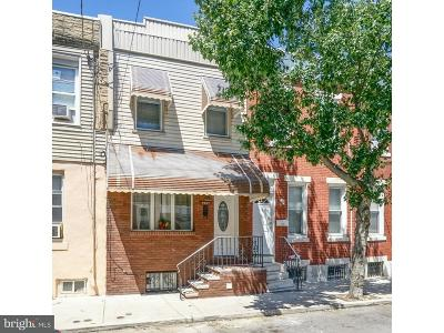 Philadelphia PA Townhouse For Sale: $279,000