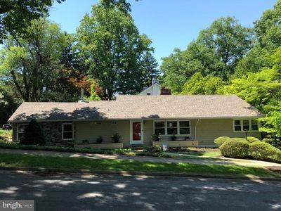 Wyomissing Single Family Home For Sale: 1205 Monroe Avenue