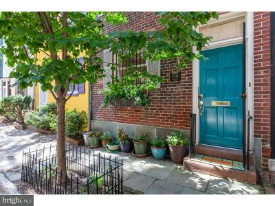Rittenhouse Square Townhouse For Sale: 2014 Waverly Street