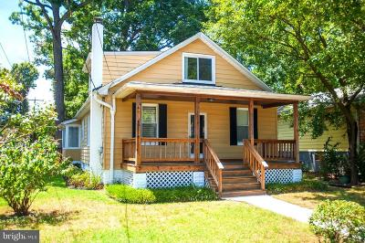 Odenton Single Family Home For Sale: 1215 Breitwert Avenue