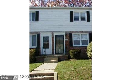 Temple Hills Rental For Rent: 3903 26th Avenue