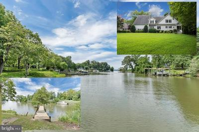 Lusby Single Family Home Active Under Contract: 1368 Gregg Drive