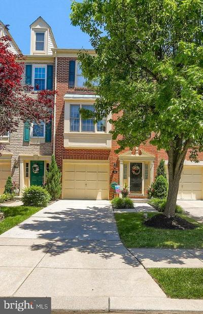 Cockeysville Townhouse For Sale: 923 Walnutwood Road