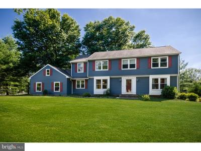Princeton Junction Single Family Home For Sale: 2 Candlewood Drive