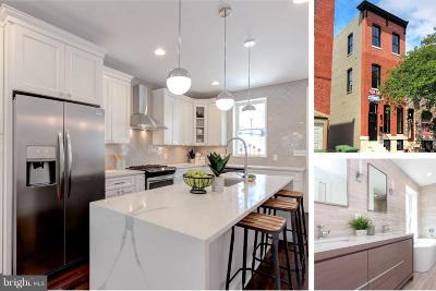 Baltimore City Townhouse For Sale: 2 Lakewood Avenue N