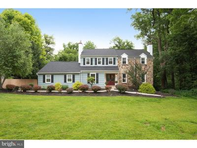 Malvern Single Family Home Active Under Contract: 11 Mill Creek Lane