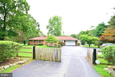 Silver Spring Single Family Home Active Under Contract: 1800 Ednor Road