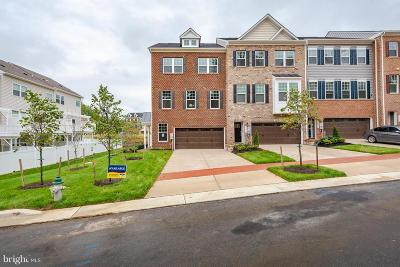 Upper Marlboro Townhouse For Sale: 15114 Hogshead Way