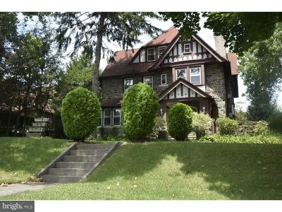 Single Family Home For Sale: 5065 Wynnefield Avenue