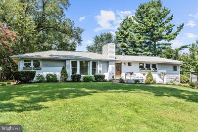 Ellicott City Single Family Home For Sale: 3618 Macalpine Road