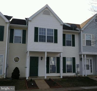 Lexington Park Townhouse For Sale: 47729 Devin Circle